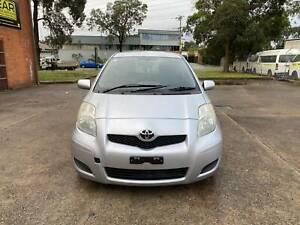 2009 Toyota Yaris YRS Automatic Hatchback Smithfield Parramatta Area Preview
