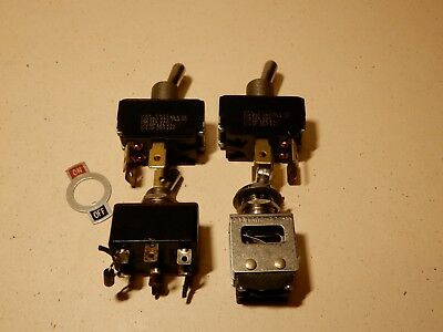 23a1402-t2 Micro Switch Toggle Nos Plus Three Others