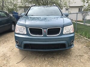 2008 PONTIAC TORRENT GXP WITH FULLY LOADED