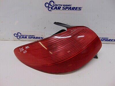 Peugeot 206SW 04-07 Passengers Left Rear Brake Light Bulb Holder
