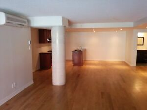 Large 3 1/2 condo for rent in Old Montreal