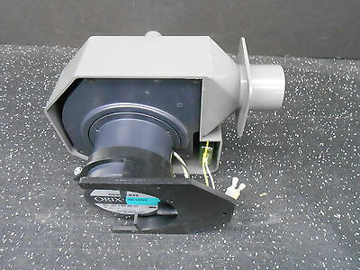 Orix C0390-842 Ac100v Centrifugal Blower Fan 107024025a Plastic Shroud