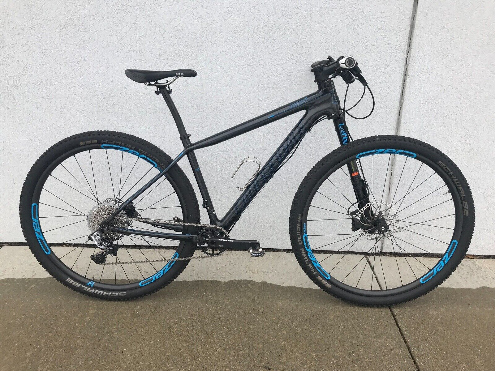 2016 CANNONDALE FSI CARBON 2 SIZE MEDIUM, XX1, FULL CARBON, GREAT CONDITION