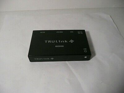 Used, CABLESTOGO TRULINK 29273 EXTEND HDMI & RS232 SIGNAL TO 300FT 1080P RECEIVER BOX for sale  Shipping to India