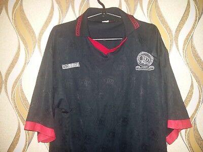 RARE Queens Park Rangers Third football shirt 1994 - 1995 image