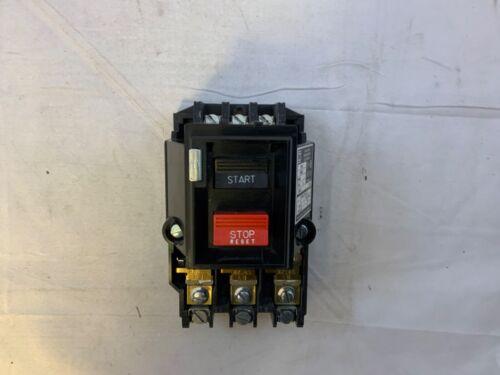 SQUARE D 2510 MBO2 MANUAL STARTER