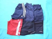 6 Pair Boys Size 12 Shorts (Adidas, Nike etc) Port Sorell Latrobe Area Preview