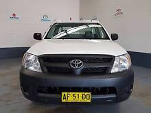 2005 Toyota Hilux Ute AUTOMATIC North St Marys Penrith Area Preview