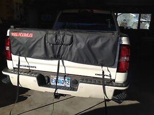 Yakima tail gate protector***NEW PRICE $120.00 OBO***