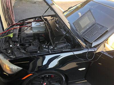 2009-2013 M57 BMW X5 35d 335d Diesels ECU Stage 2 Tune Tuning