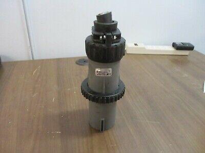 Thomas Betts Russellstoll Plug 7328dp 1187 60a 600v Used