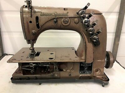 Union Special 51400 Two Needle 14 Spacing Head Only Industrial Sewing Machine