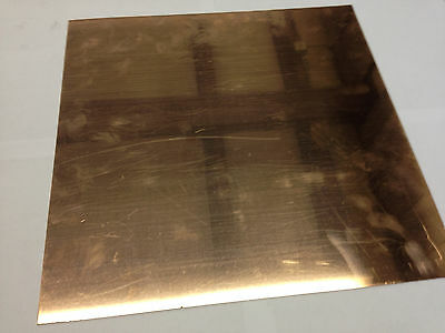 Copper Sheet .050 X 2 X 12