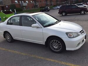 Acura 2004 E tested ($2200 as is)