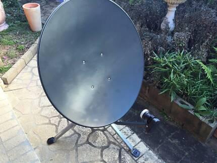 Caravan Satellite Dish,Portable, Cable,Signal meter,VAST,Foxtel Coffs Harbour 2450 Coffs Harbour City Preview