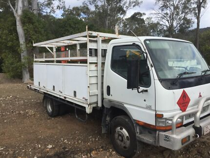 FUSO CANTER SERVICE TRUCK Morayfield Caboolture Area Preview