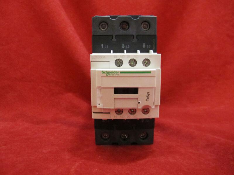 Schneider/Telemecanique LC1D50AF7 Magnetic Contactor AC110V