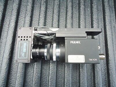 Fulnix Tm-7cn Camera System For Asymtek Series M-620 Dispensing System