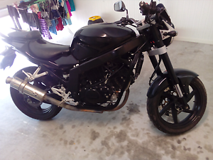 Hyosung GT 250 COMET lams aproved Redbank Ipswich City Preview