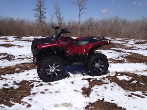 2011 Grizzly 700 (mint condition)