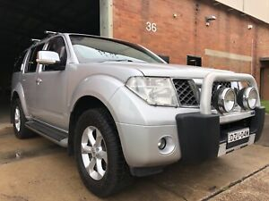 2008 Nissan Pathfinder ST-L 4x4 Turbo Diesel Auto Wagon SUV Mayfield West Newcastle Area Preview