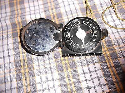 DDR Freiberger Präzisionsmechanik Kompass