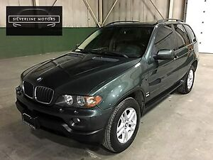2006 BMW X5-Luxury Package-Panoramic Roof-Loaded -Warranty