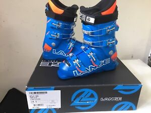 Lange youth race boots 24.5 and other gear