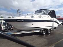 2003 28ft SEACRAFT PREDOTOR SPORTS BOAT Cairns Region Preview