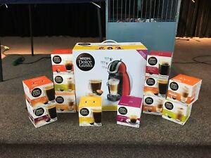 Dolce Gusto Machine + Pods
