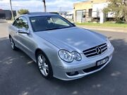2006 MERCEDES BENZ CLK280 AVANTGARDE Altona Meadows Hobsons Bay Area Preview