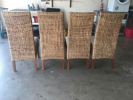 Parker Furniture Dining Room Chairs X6
