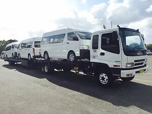 3 CAR CARRIER WITH WORK Kingsgrove Canterbury Area Preview
