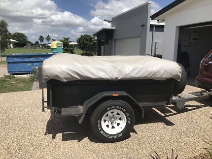 Camper trailer Rosslea Townsville City Preview