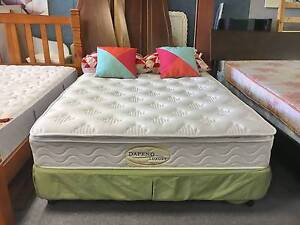 DELIVERY TODAY Double Ensemble bed & TOP PILLOW mattress SALE NOW Belmont Belmont Area Preview
