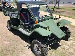 TOMCAR TM57RL Garbutt Townsville City Preview