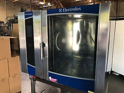 Electrolux Air-o-stream Touchline Electric Combi Natural Gas Oven 2015