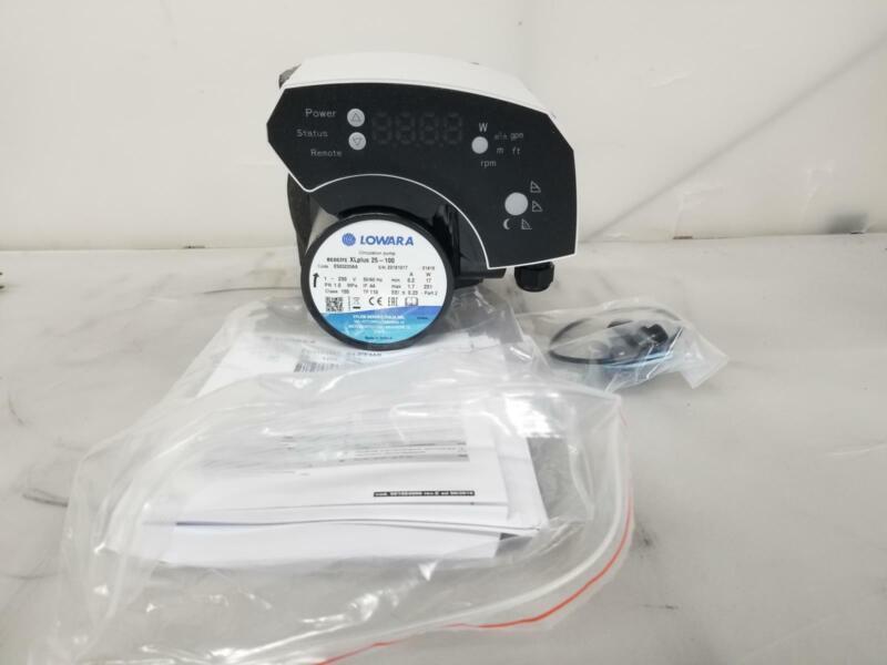 Lowara ecocirc XLplus 25-100 Circulation Pump