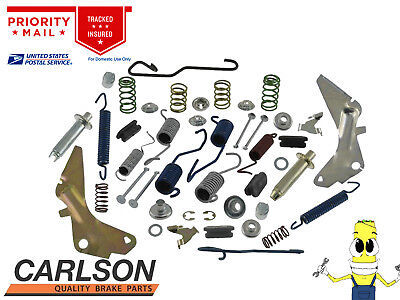 Complete Front Brake Drum Hardware Kit for Chevy El Camino 1964 1972 ALL