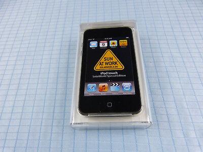 Apple iPod touch 2.Generation 8GB Schwarz! SolarWorld Special Edition!Neu & OVP! Apple 8 Gb 2. Generation Ipod Touch