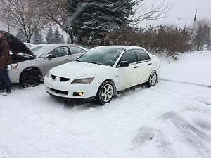 Reliable/fun 2004 Lancer Sport ES LOW KM