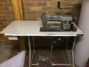 Singer Industrial Sewing Machine Morningside Brisbane South East Preview