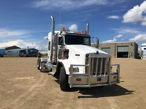 2018 Kenworth T800 low kms tandem