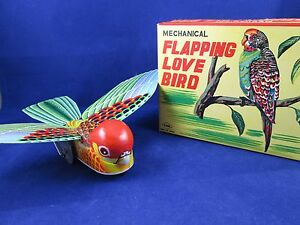how to make a mechanical bird toy