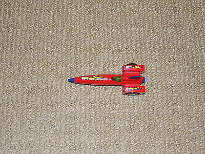 HOT WHEELS, RED, DART, DRAGSTER, DIECAST METAL CAR, EXCELLENT CONDITION