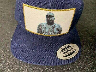 Brand new H3isman Legends Biggie Smalls in versace Snap Back hat