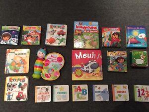 Lot de livre petite enfance