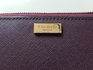 Authentic Kate Spade Large Size Wallet