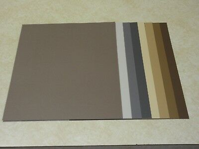 SALE!! 8.5 x 11 TEXTURED CARDSTOCK PAPER - NEUTRAL COLORS - 8 SHEETS - Cardstock Texture