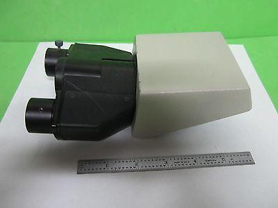 Microscope Part Nikon Binocular Head Optics As Is Bin64-13